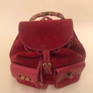 ec9002ecebef Women Vintage Gucci Backpack on Poshmark